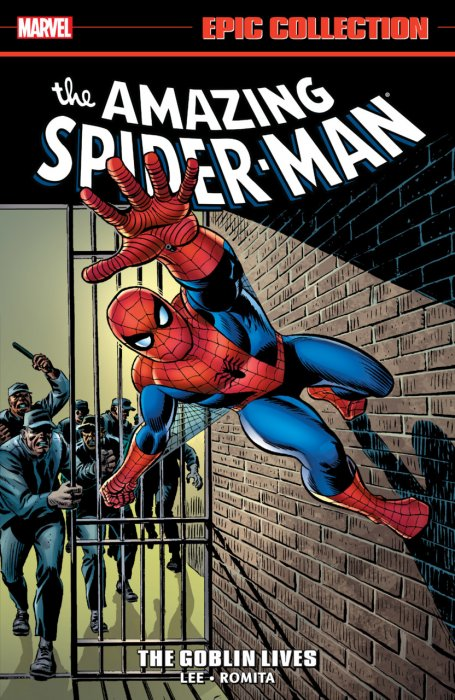 Amazing Spider-Man Epic Collection Vol.4 - The Goblin Lives