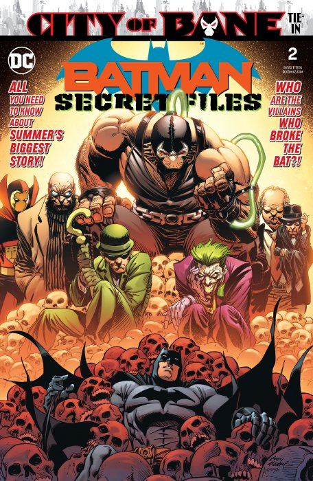 Batman - Secret Files #2