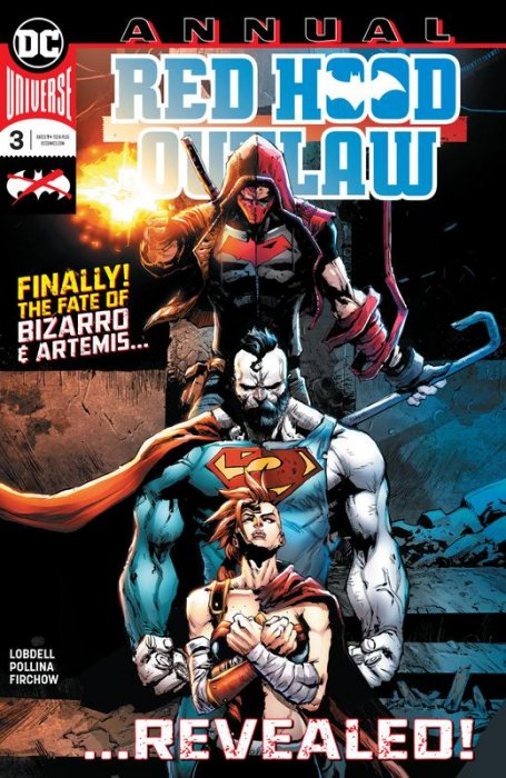 Red Hood and the Outlaws Annual #3