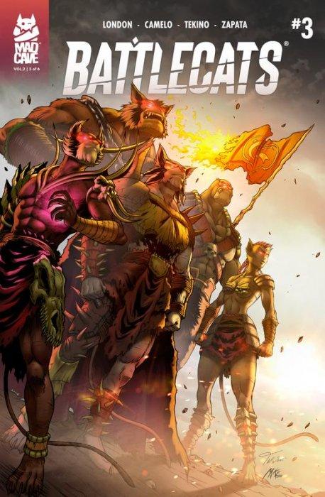 Battlecats Vol.2 #3