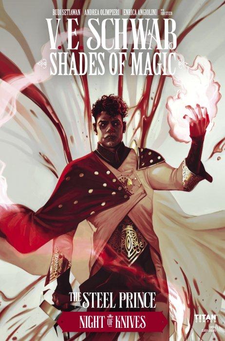 Shades of Magic #8