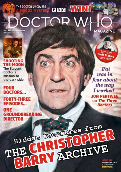 Doctor Who Magazine #541