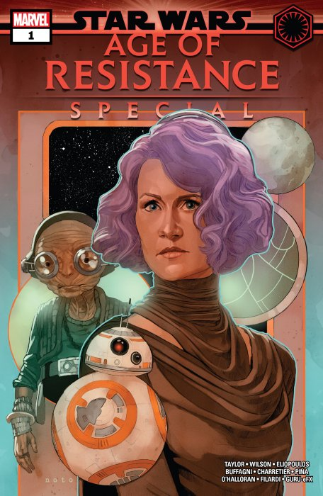 Star Wars - Age Of Resistance Special #1