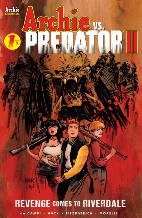 Archie vs. Predator Vol.2 #1