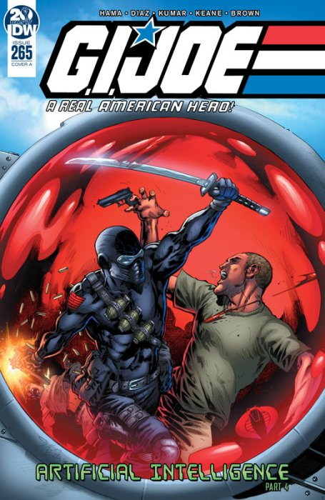 G.I. Joe - A Real American Hero #265