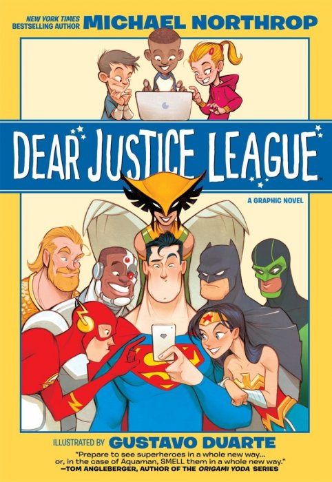 Dear Justice League #1 - GN