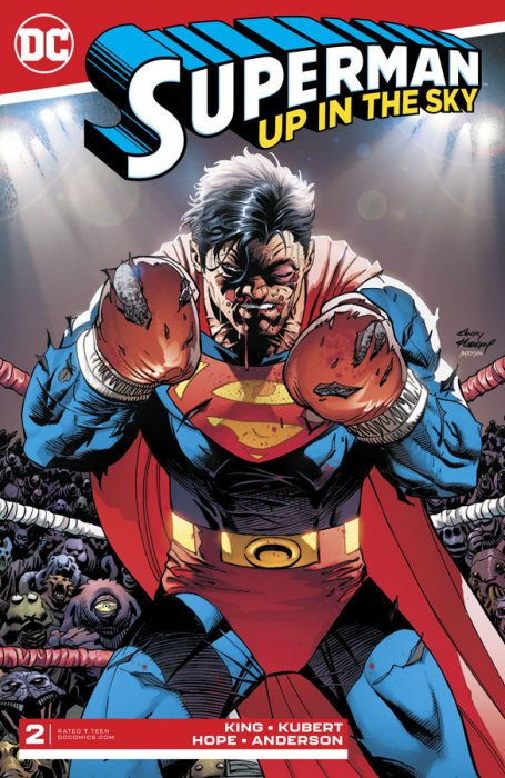 Superman - Up In The Sky #2