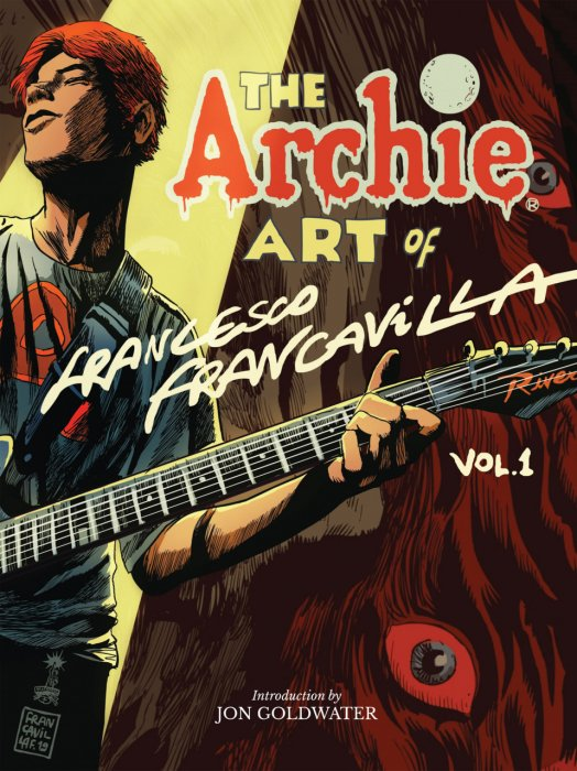 Archie Art of Francesco Francavilla #1