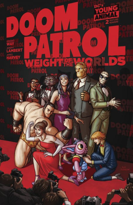 Doom Patrol - Weight of the Worlds #2