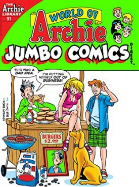 World of Archie Comics Double Digest #91