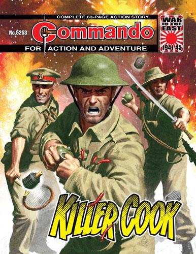 Commando #5251-5253
