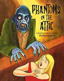 Phantoms in the Attic #1 - SC