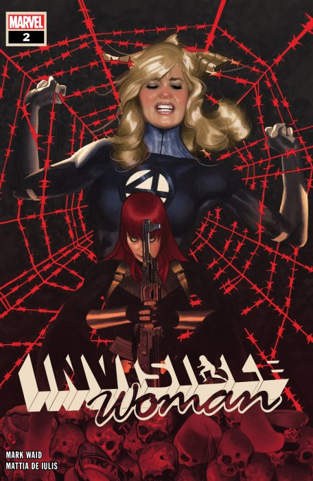 Invisible Woman #2