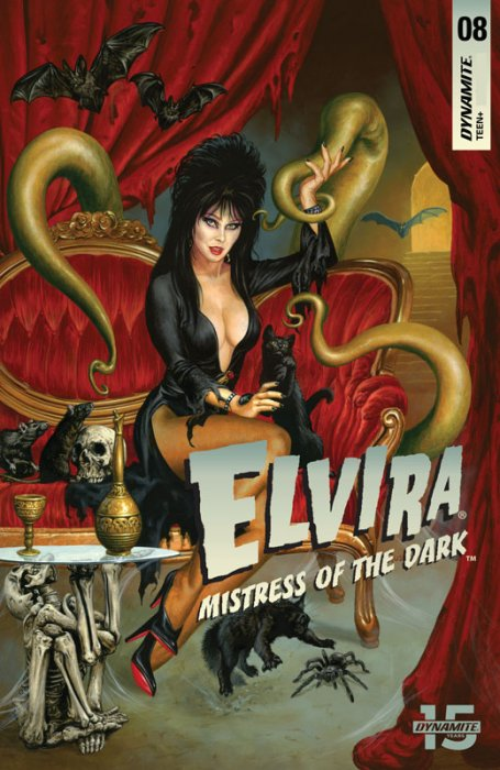 Elvira - Mistress of the Dark #8