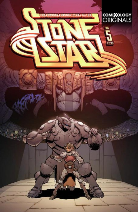 Stone Star #5