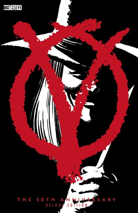 V for Vendetta 30th Anniversary Deluxe Edition #1 - HC
