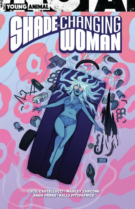 Shade, the Changing Woman #1 - TPB