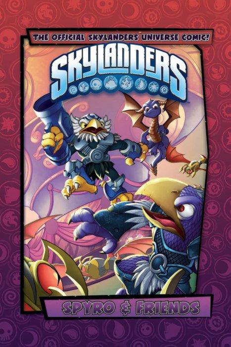 Skylanders - Spyro & Friends #1 - HC