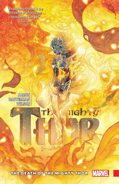 The Mighty Thor Vol.5 - The Death of the Mighty Thor