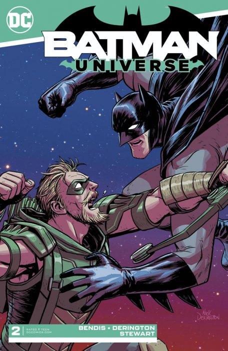 Batman - Universe #2