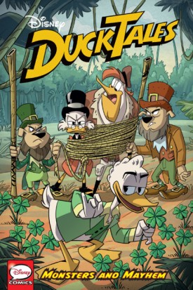 DuckTales Vol.5 - Monsters and Mayhem