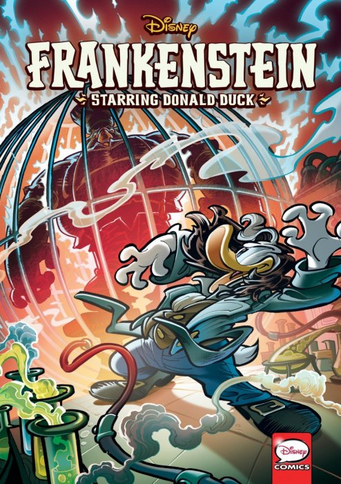Disney Frankenstein, starring Donald Duck #1 - GN