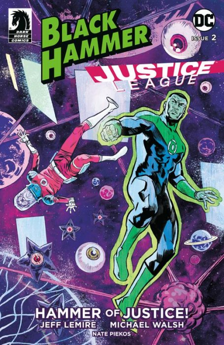 Black Hammer - Justice League - Hammer of Justice! #2