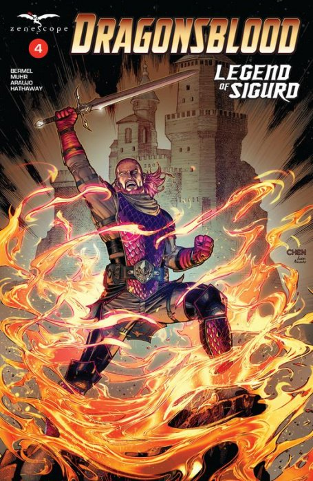 Dragonsblood - Legend of Sigurd #4