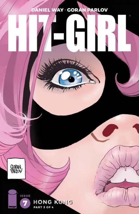 Hit-Girl Season 2 #7
