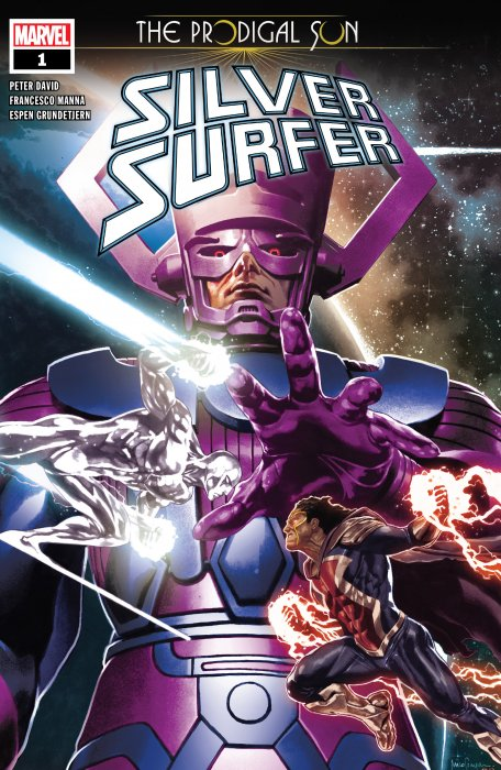 Silver Surfer - The Prodigal Sun #1