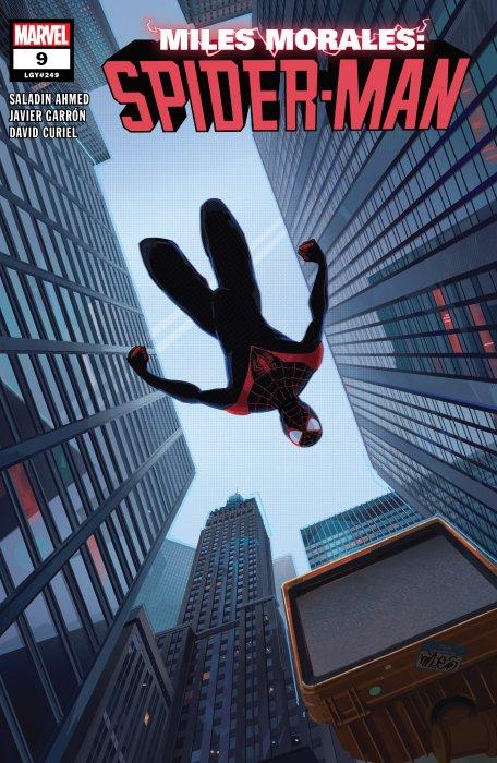 Miles Morales - Spider-Man #9