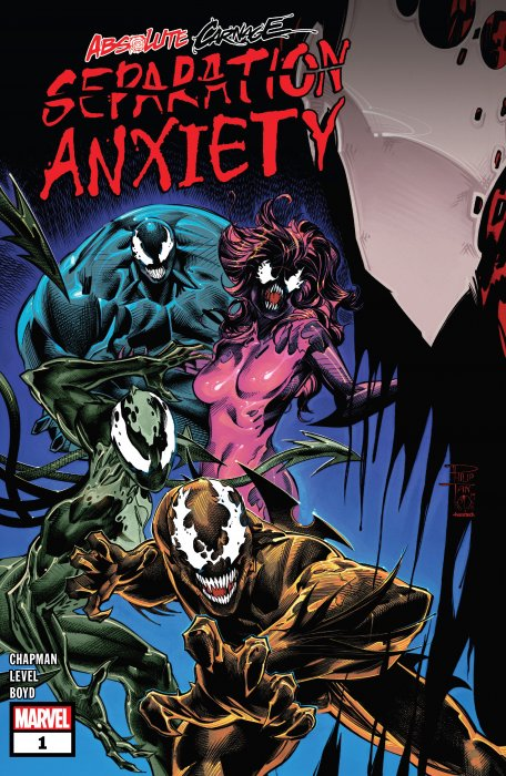 Absolute Carnage - Separation Anxiety #1