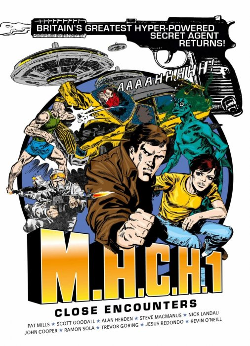 M.A.C.H. 1 Vol.2 - Close Encounters