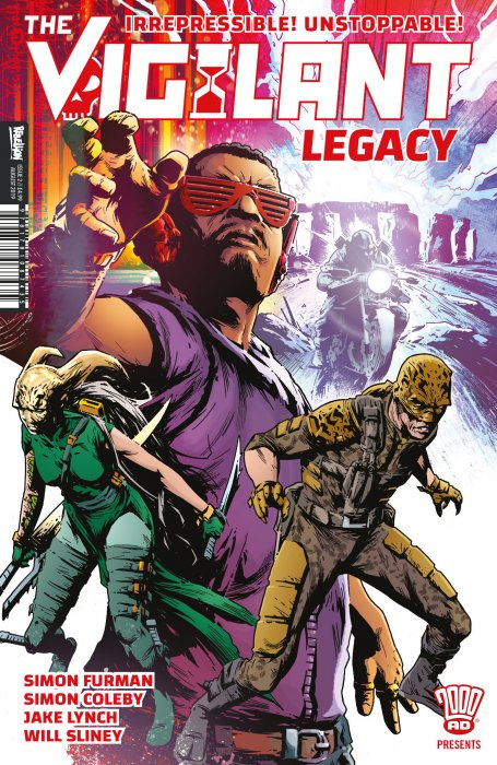 The Vigilant - Legacy #1