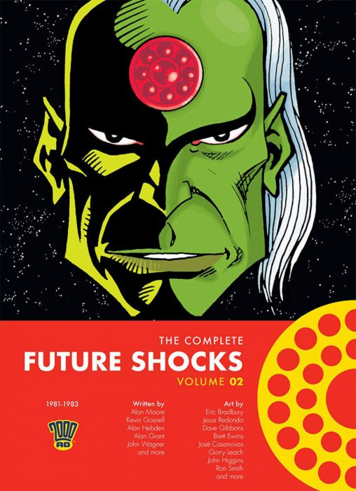 The Complete Future Shocks Vol.2 - 1981-1983