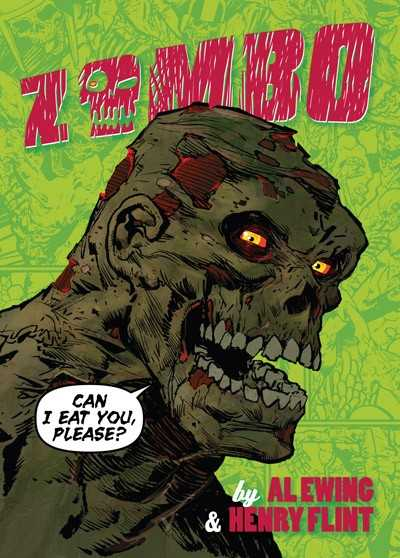Zombo Vol.1 - Can I Eat You, Please