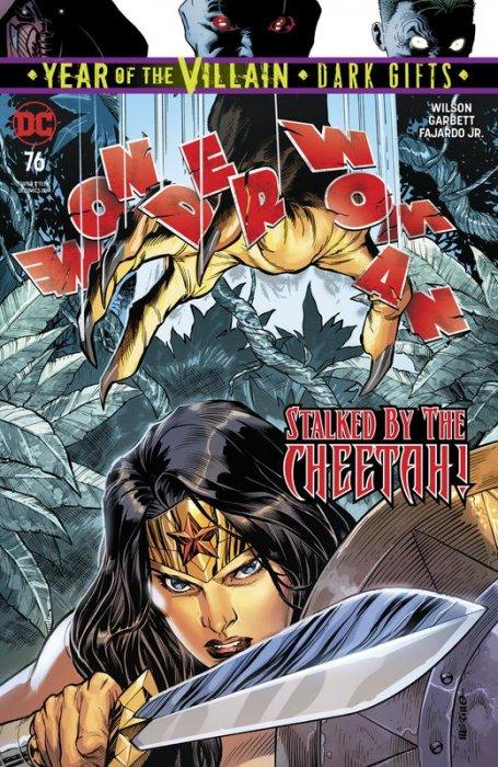 Wonder Woman #76