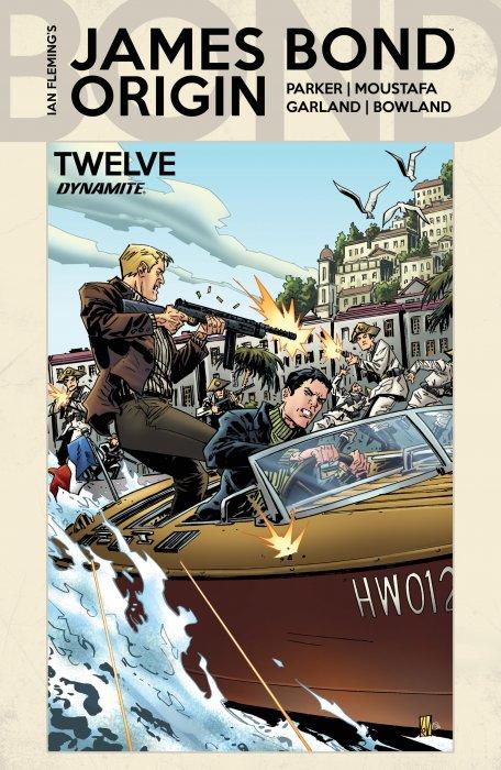 James Bond - Origin #12