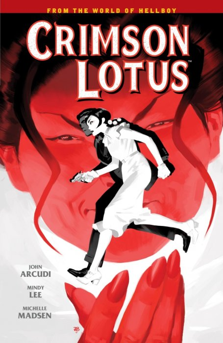 Crimson Lotus #1 - TPB