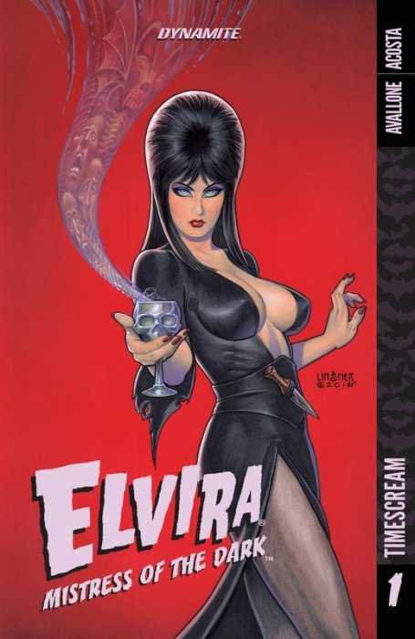 Elvira - Mistress of the Dark Vol.1 - Timescream