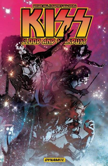 KISS - Blood and Stardust Vol.1