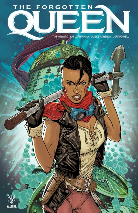The Forgotten Queen #1 - TPB