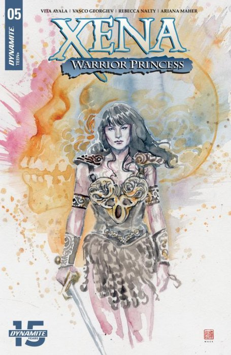 Xena - Warrior Princess #5