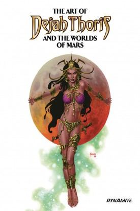 The Art of Dejah Thoris and the Worlds of Mars Vol.2