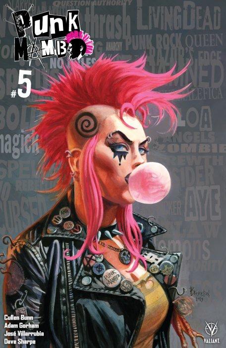 Punk Mambo #5