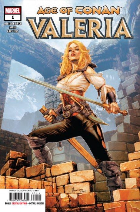 Age of Conan - Valeria #1