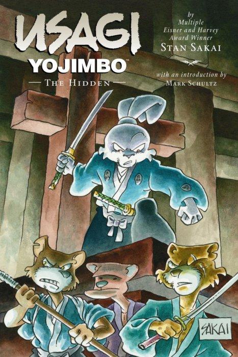 Usagi Yojimbo - Book 33 - The Hidden