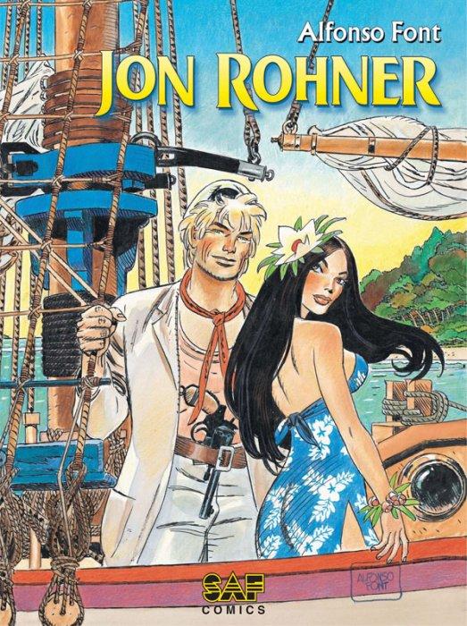 Jon Rohner #1
