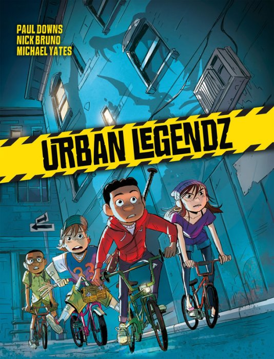Urban Legendz #1