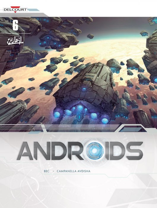 Androids #6 - The Deserters